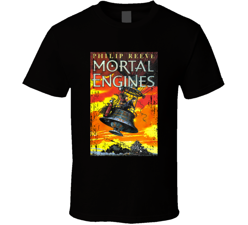 Mortal Engines Best Movie Poster Fan Gift T Shirt