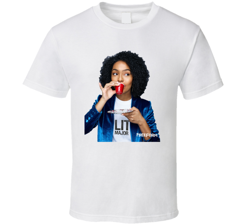 Grownish 2018 Season Premiere TV Series Fan Gift T Shirt