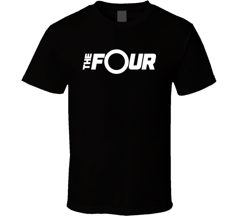 The Four Best Reality TV Audition Fan Gift T Shirt
