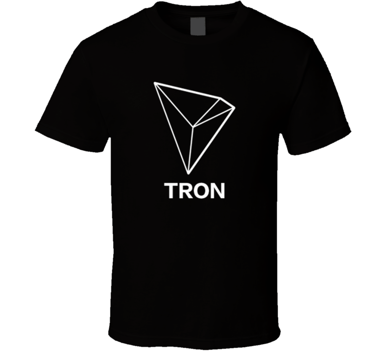 Tron Coin Crypto Currency Trading Trader Gift T Shirt