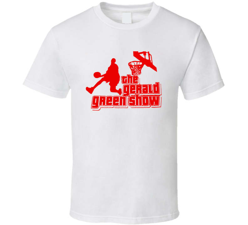 Gerald Green Houston Basketball Fan Gift T Shirt