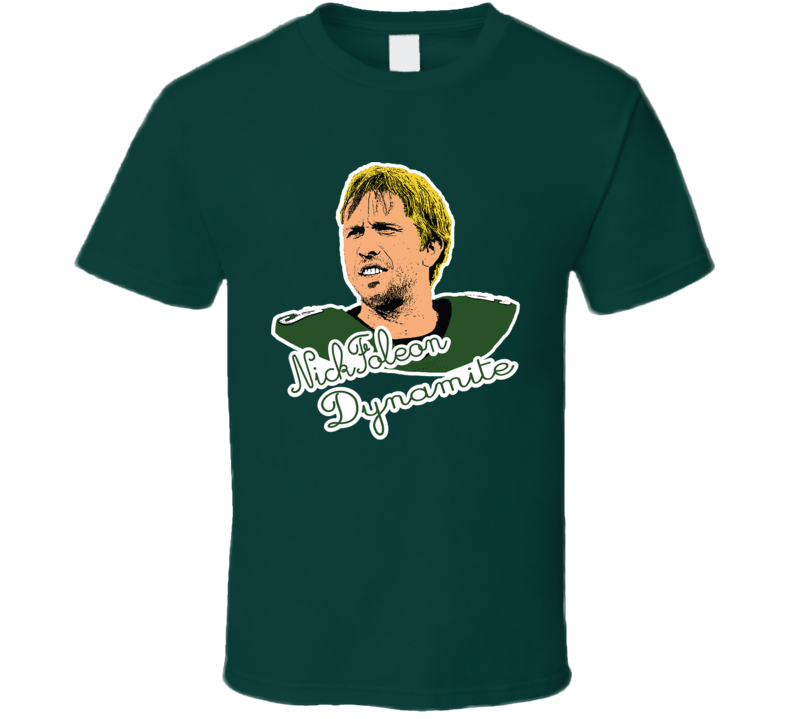 Nick Foles Nickfolean Dynamite Philadelphia Eagles Football T Shirt
