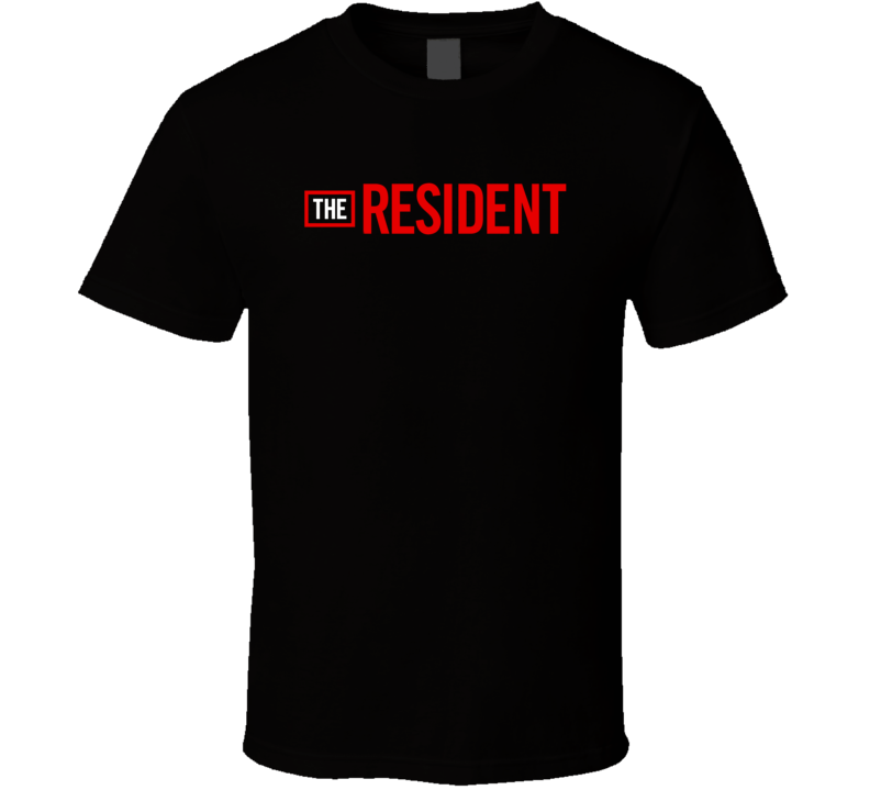 The Resident TV Show Poster Gift T Shirt
