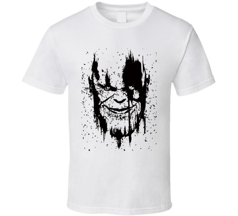 Thanos Marvel Infinity War Part I Super Cool Gift T Shirt