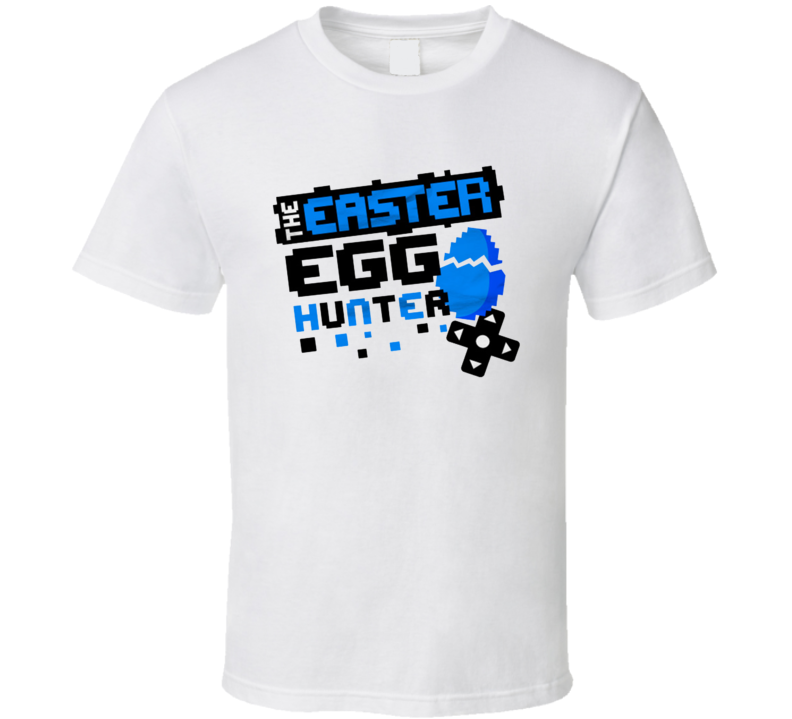 The Easter Egg Hunter Holiday Kids Funny Cool T Shirt