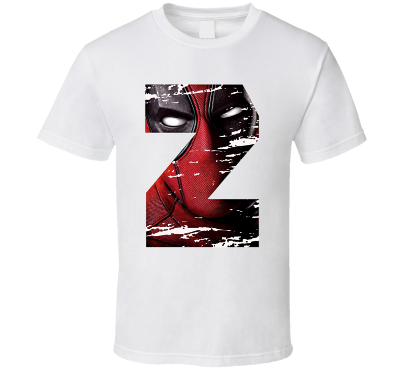 Deadpool 2 Marvel Superhero Action Comedy Movie Cool Fan Gift T Shirt