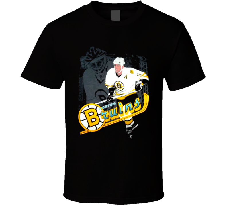 Cam Neely Classic Boston Hockey T Shirt