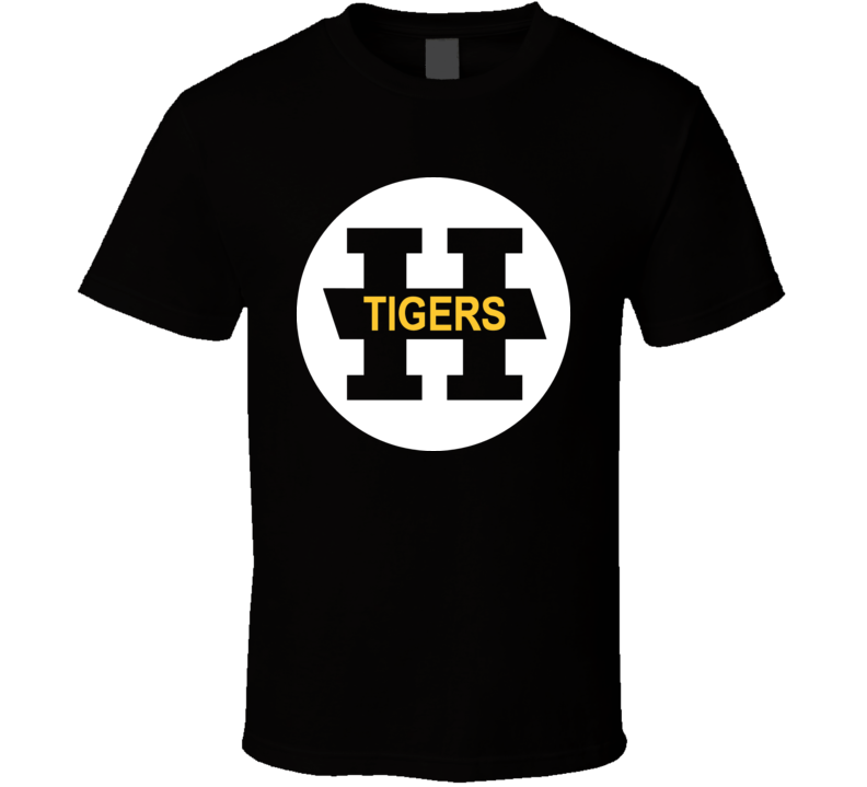 Hamilton Tigers Hockey 1920's Logo T Shirt