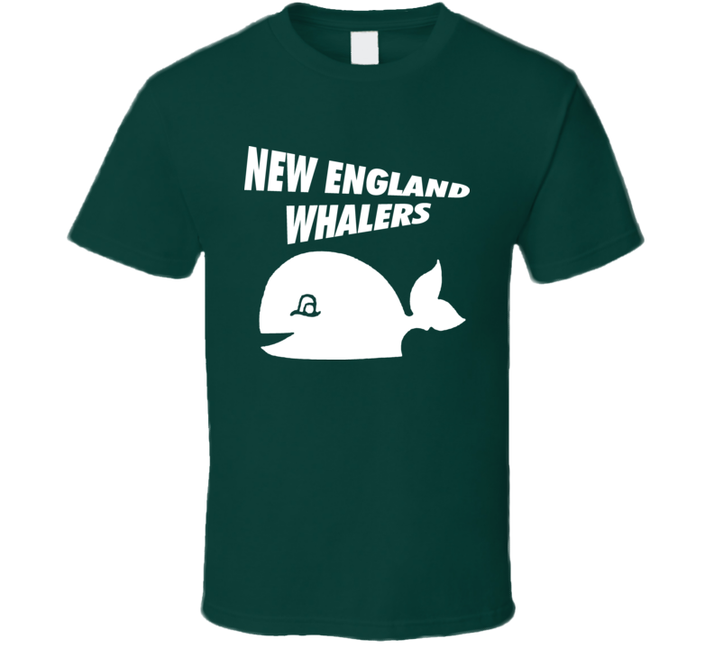 New England Hartford Whalers Retro T Shirt