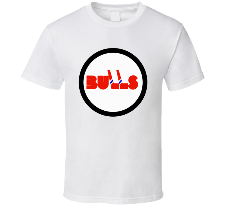 Birmingham Bulls Ice Hockey Fan Gift T Shirt