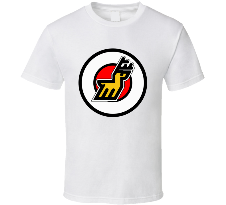 Michigan Stags WHA Retro Hockey T Shirt