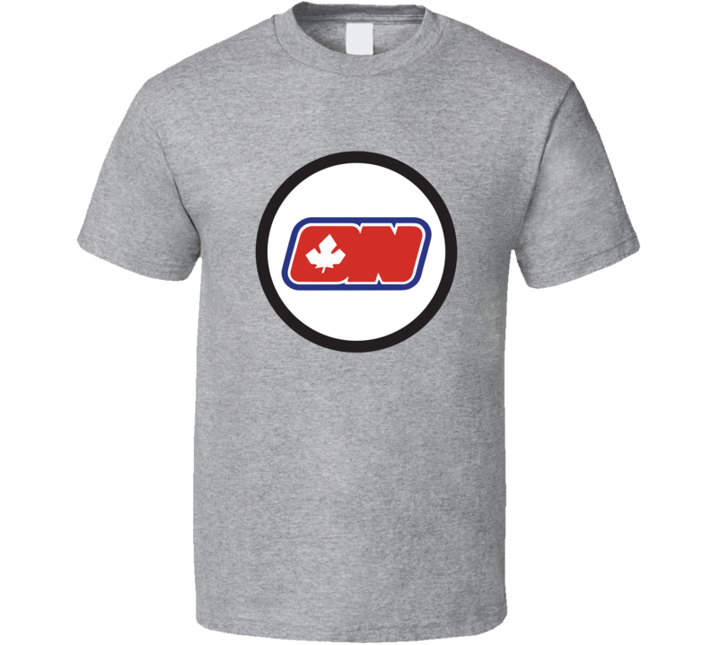 Ottawa Nationals WHA Retro Hockey T shirt