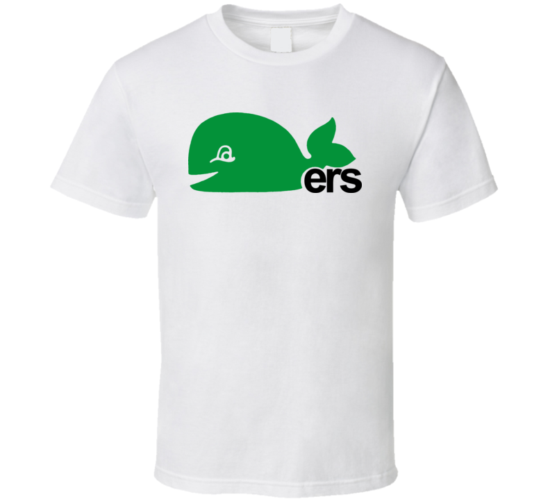 Hartford New England Whalers Hockey T Shirt