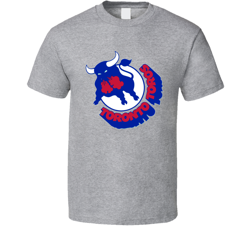 Toronto Toros Wha 70's Retro Hockey T Shirt