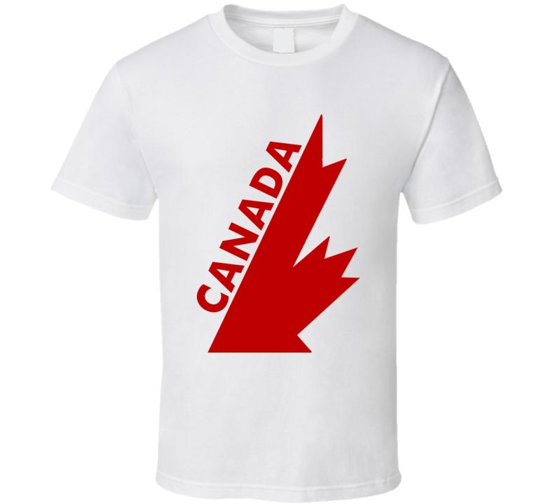 Hockey Canada Retro Logo 1987 T Shirt
