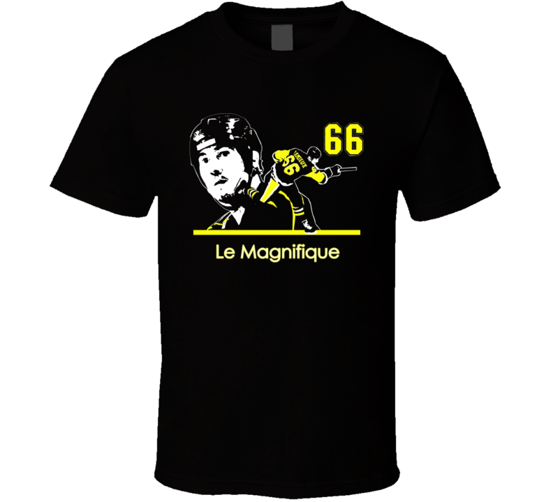 Mario Lemieux Penguins Hockey Legend T Shirt