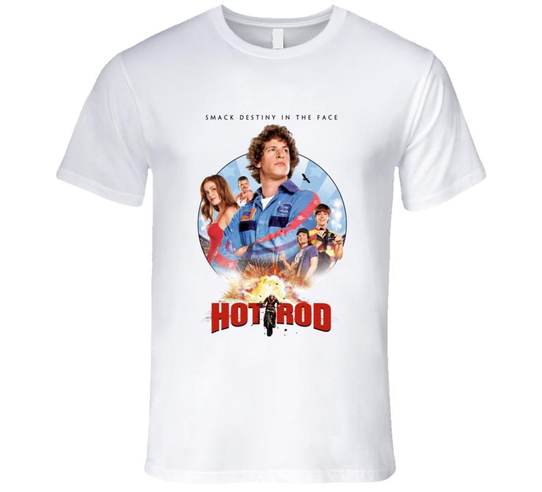 Hotrod Funny Comedy Retro Movie T Shirt