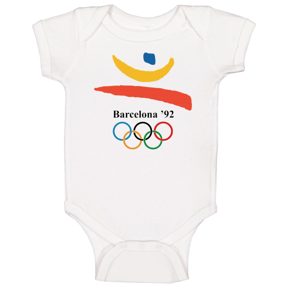 Barcelona 1992 Summer Olympics Baby One Piece