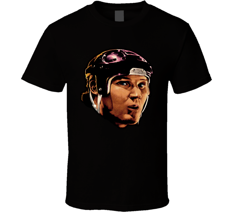 Mario Lemieux Retro Hockey Legend T Shirt