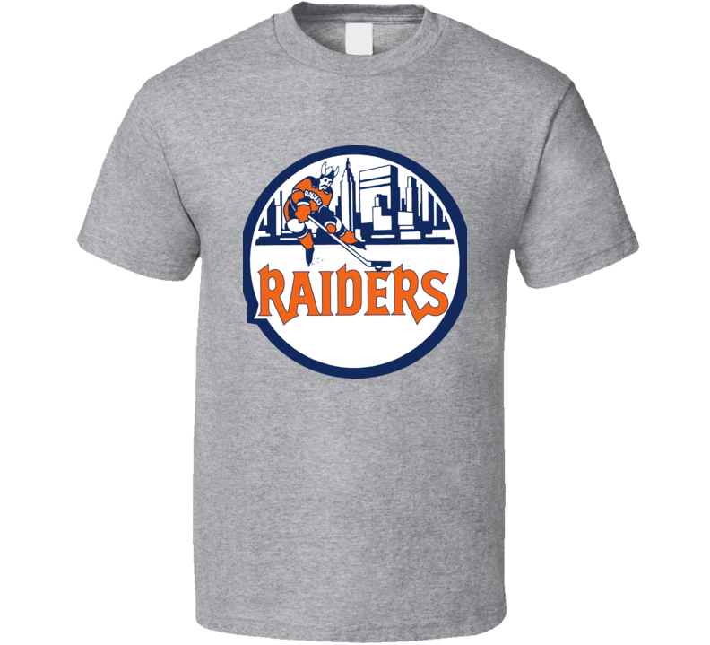 New York Raiders Wha Hockey T Shirt