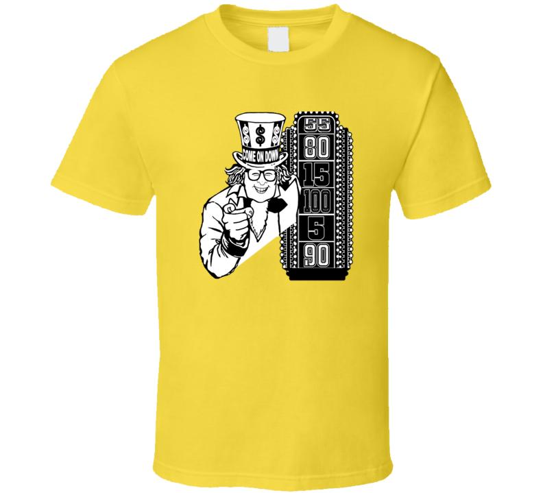 Contestant Game Show Designer Tshirt