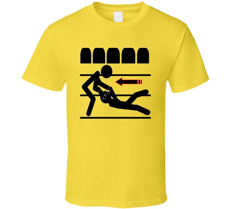 United - Fiasco - Overbooked Airline Passenger T Shirt