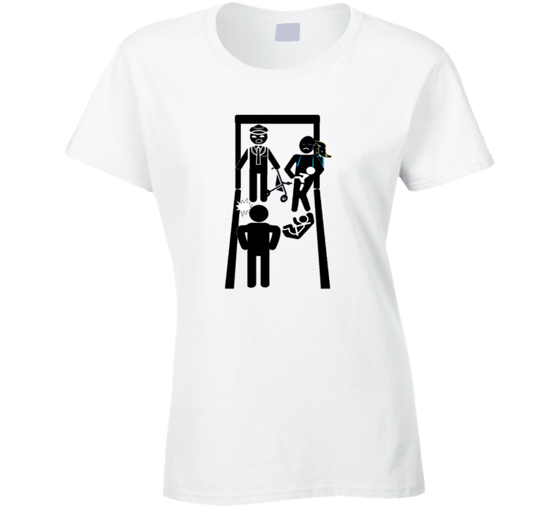 Showdown In The Air - American Fiasco T Shirt