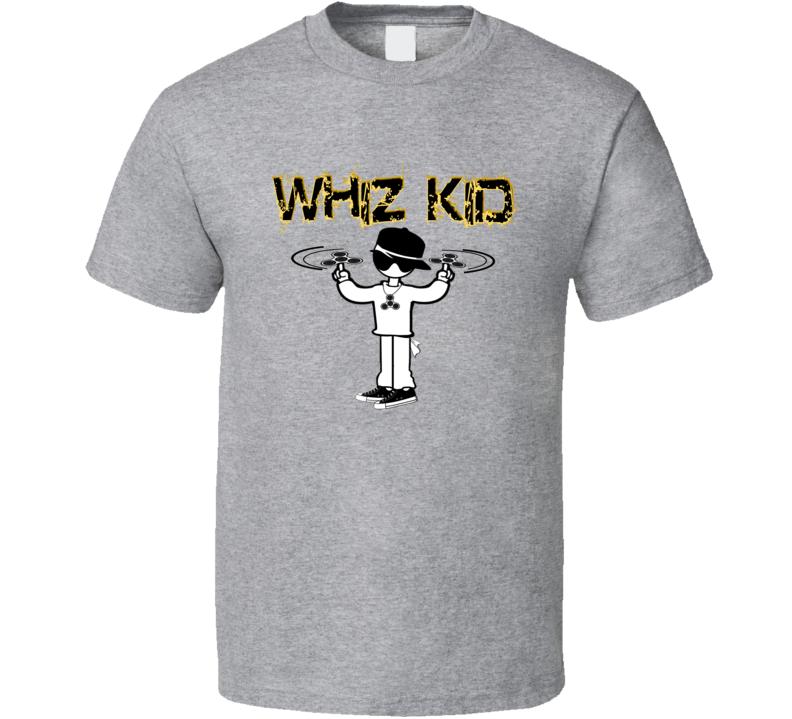 Fidget Spinner Toy  - Whiz Kid T Shirt