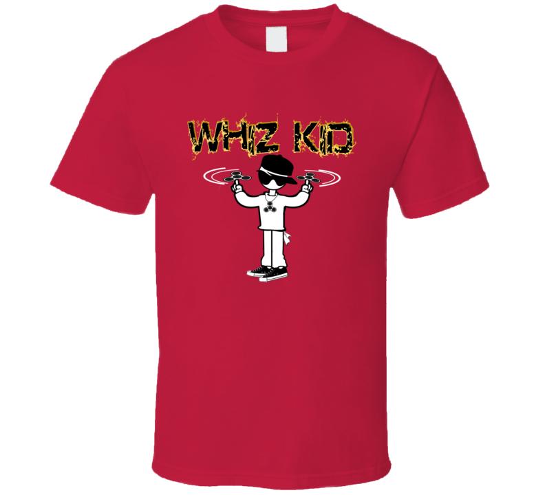 Fidget Spinner Toy  - Whiz Kid 2 T Shirt