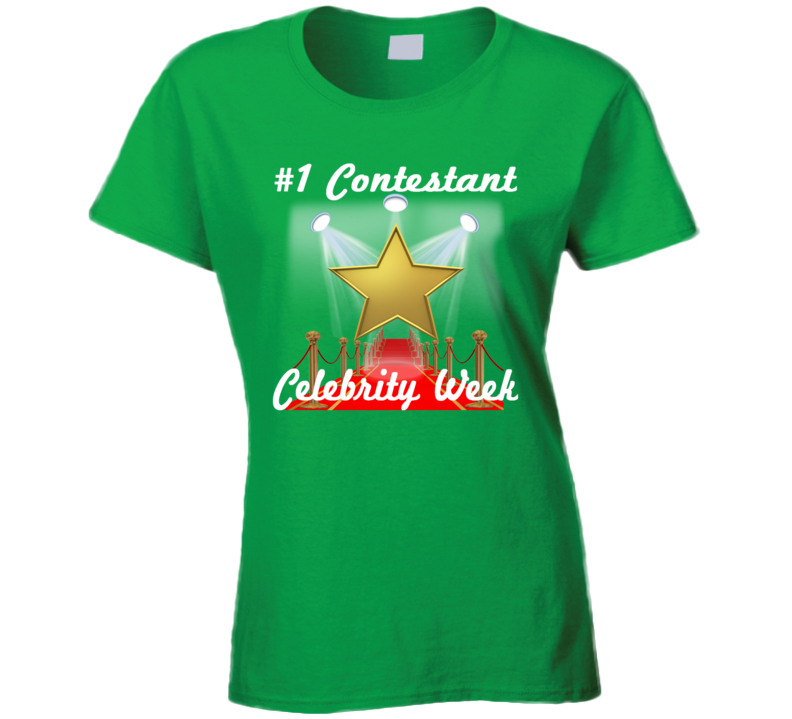 The Lucky Contestant Design T shirt Price Is Right For Your Event! LADIES