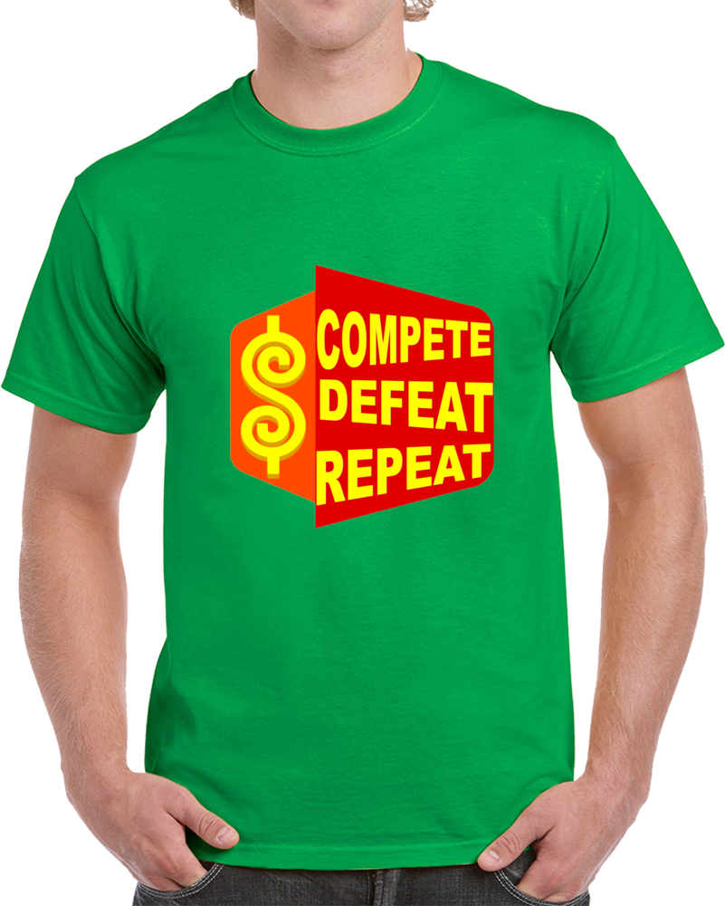 The Price Is Right For You! Lucky Contestant.net Designer Tv Game Show T Shirts T Shirt