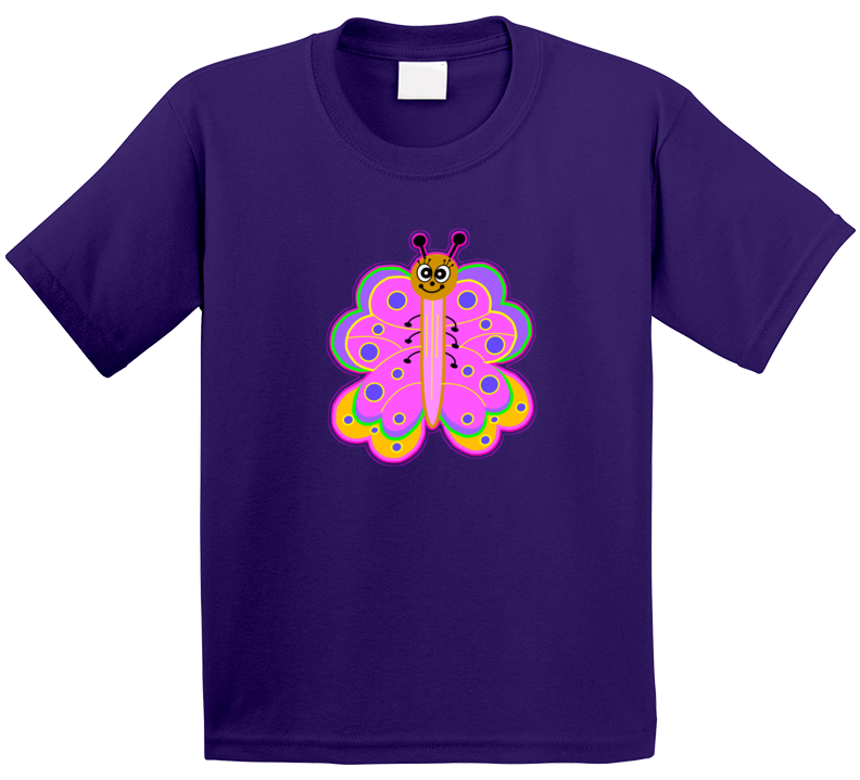 Cuteedoll.com Butterfly T Shirt