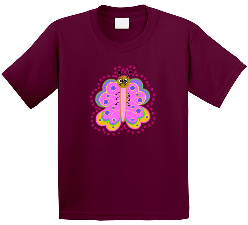 Cuteedoll.com Buttefly T Shirt