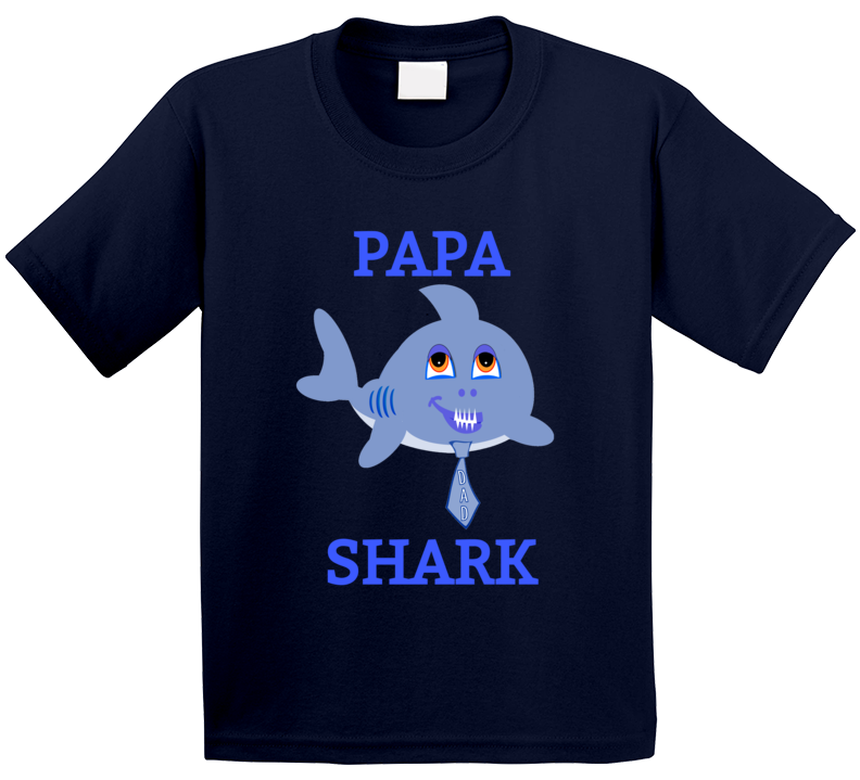 Cuteedoll.com Babyshark Papa T Shirt