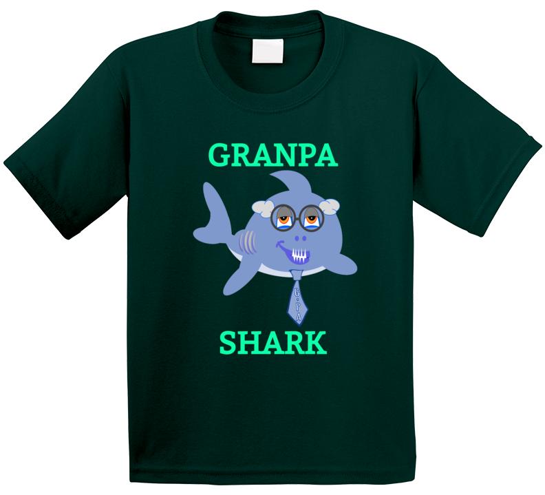 Cuteedoll.com Babyshark Grandpa T Shirt