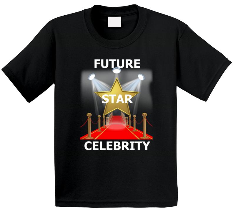 Cuteedoll.com Future Star Celebrity T Shirt