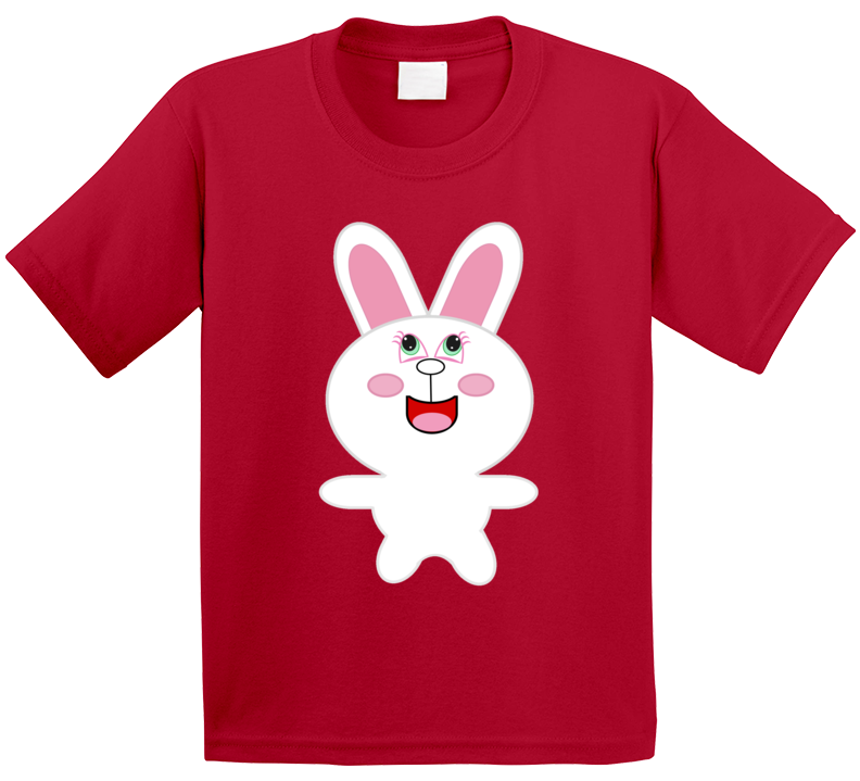 Cuteedoll.com Be Bunny T Shirt