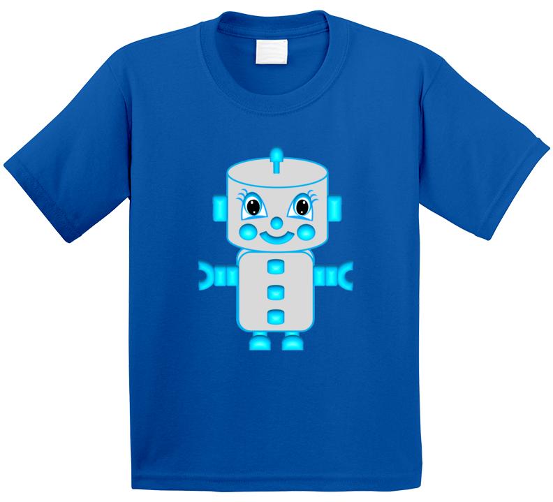 Cuteedoll.com Robot T Shirt