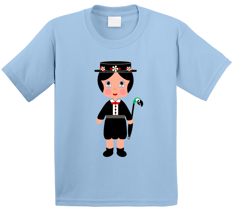 Cuteedoll.com M Poppins T Shirt