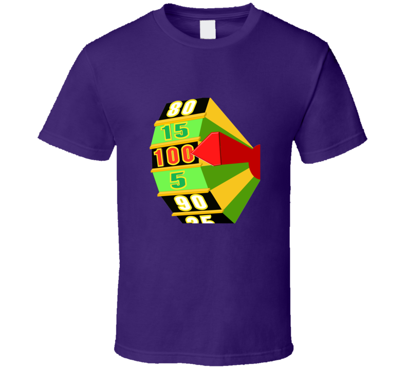 The Price Is Right Game Show Contestant Designer T Shirt Tshirt T-shirt