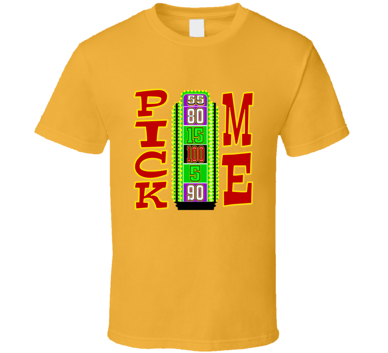 The Price Is Right Game Show Contestant Designer T Shirt