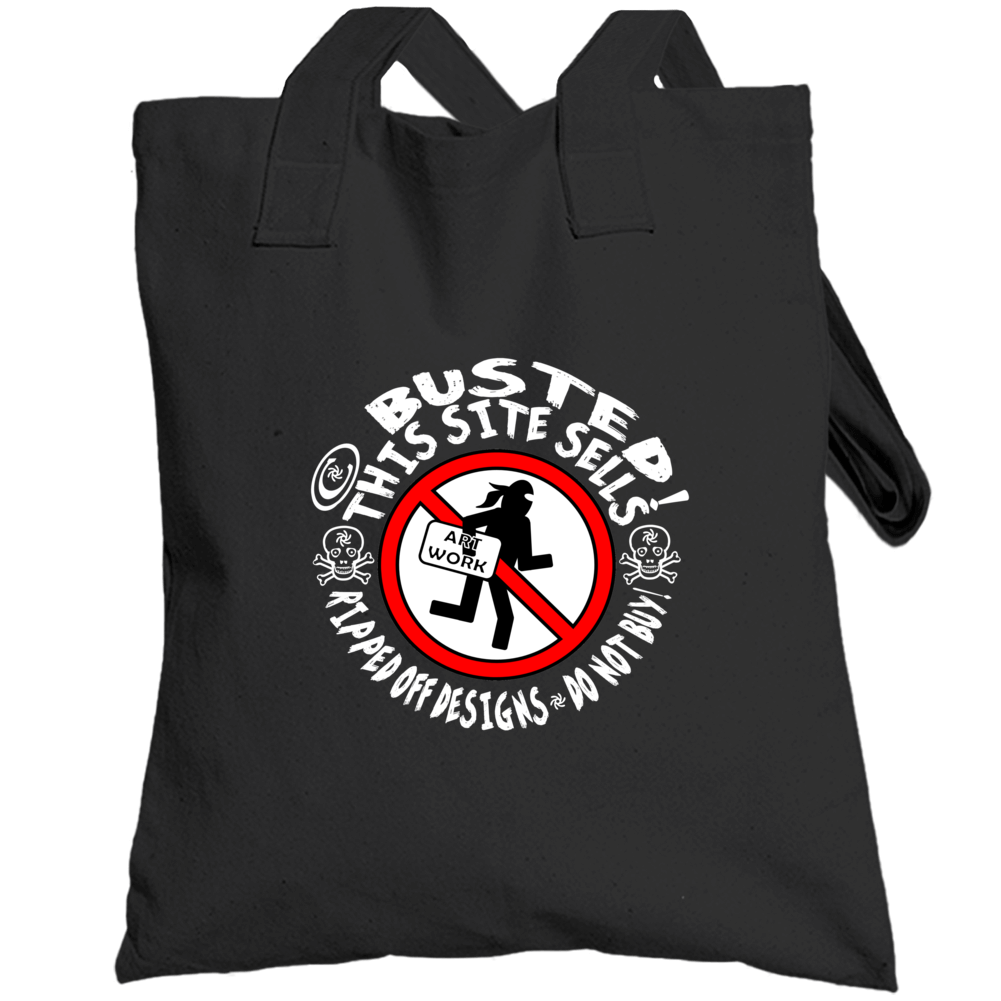 This Site Sells Ripped Off Designs Do Not Buy Totebag