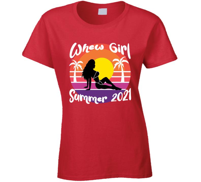 Whewgirl Summer 2021 Tee Ladies T Shirt