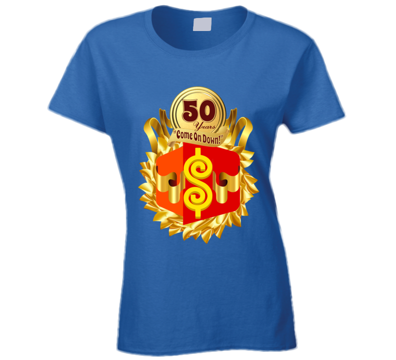 The Price Is Right Game Show Contestant Designer Ladies T Shirt