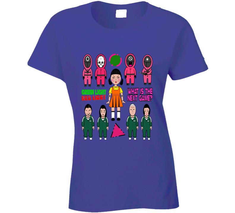 The Price Is Right Game Show Designer Contestant Ladies T Shirt