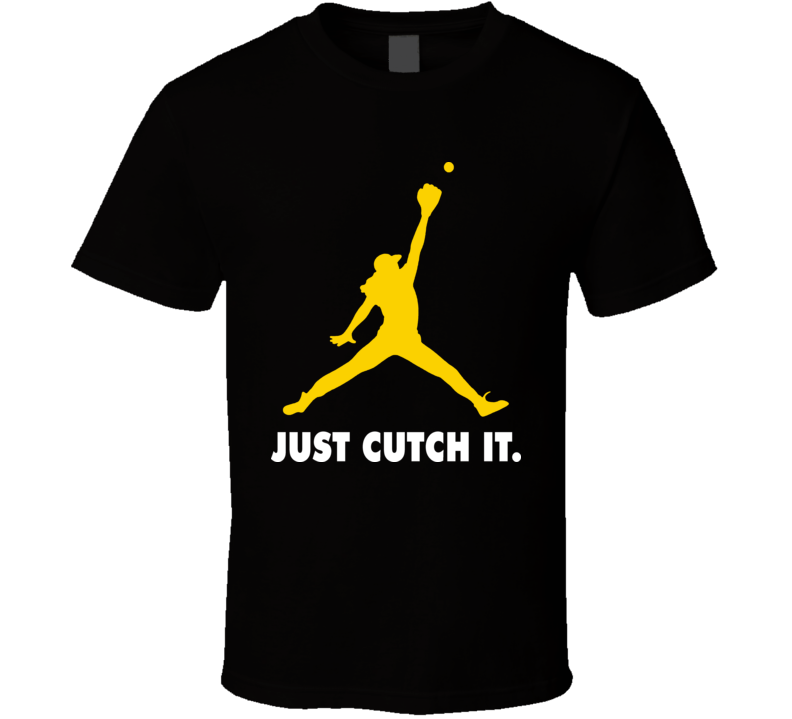 Just Cutch It Baseball Pittsburgh Andrew McCutchen T Shirt