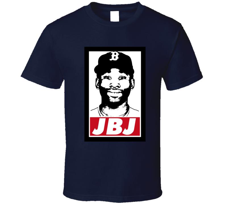 JBJ Jackie Bradley Jr Hit Streak Boston Baseball Fan T Shirt