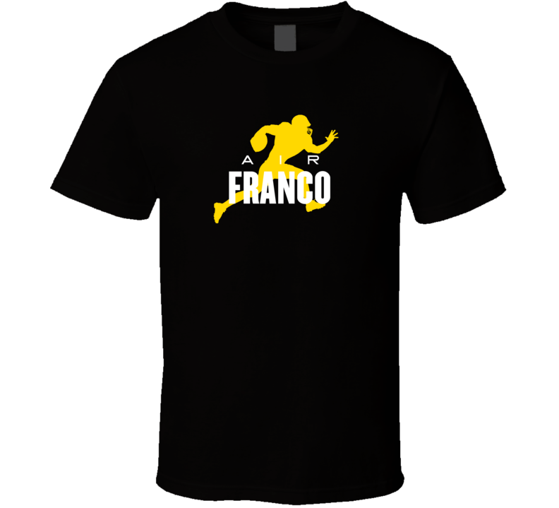 Air Franco Harris Pittsburgh T Shirt