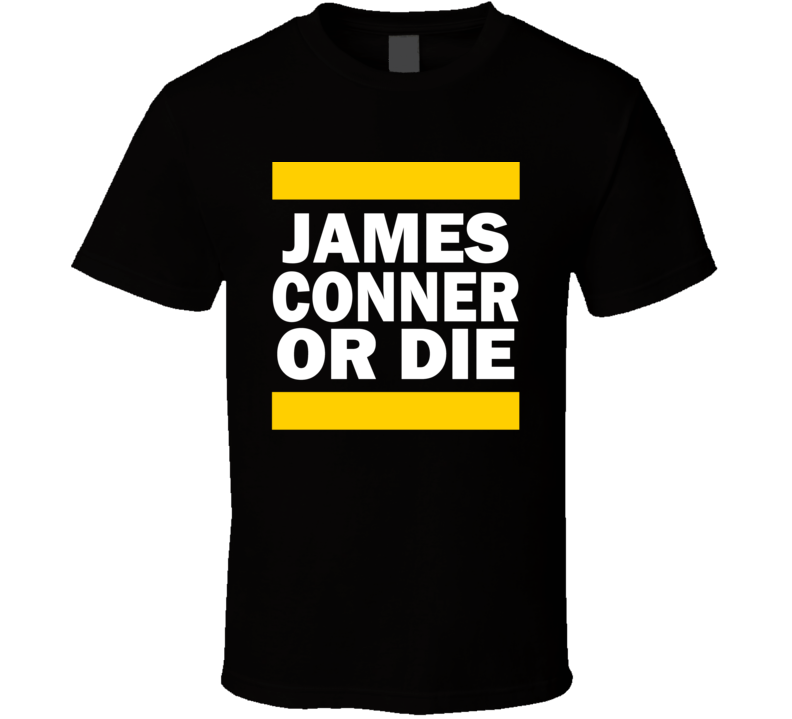 James Conner Or Die Pittsburgh T Shirt