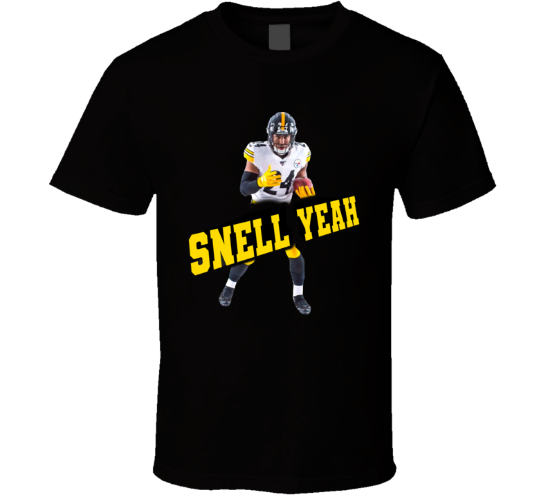 Benny Snell Yeah Pittsburgh Football Player Rookie Draft Pick Fan T Shirt
